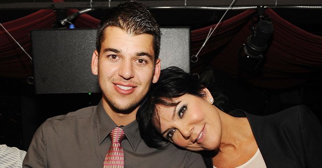 Kris Jenner Pens a Heartfelt Message to Son Rob Kardashian on His 34th Birthday — See Her Post