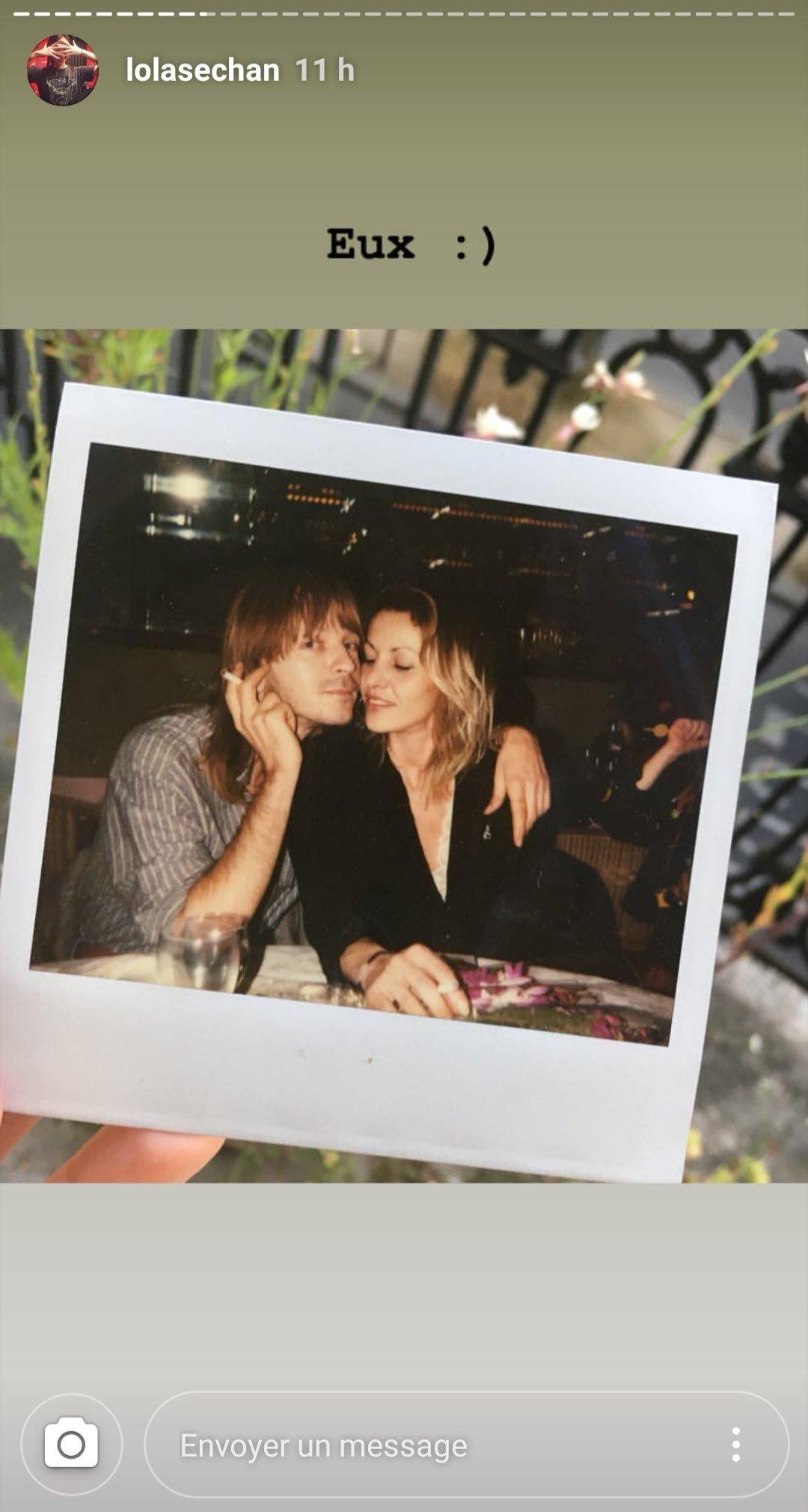 Renaud et Dominique Quilichini | Source : Instagram / Lolasechan