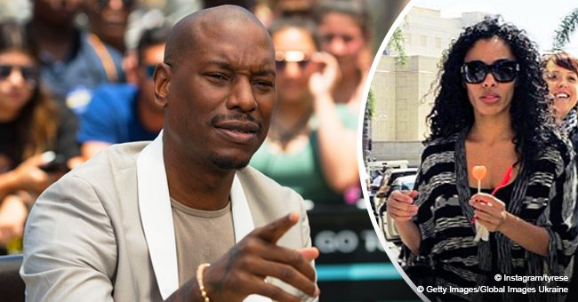 Tyrese Gibson's ex-wife Norma reportedly 'refuses to work', claims 'living life' is her job now