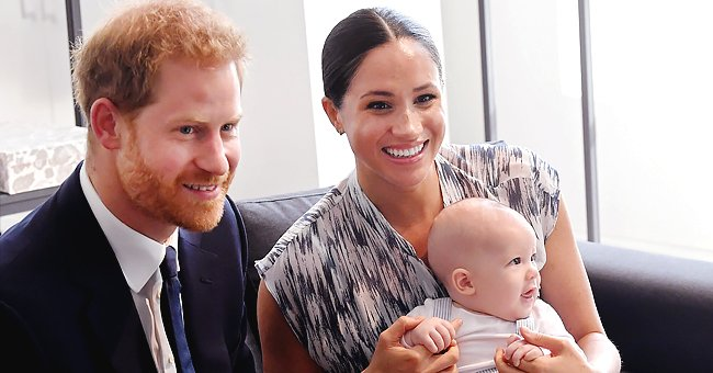 Closer Weekly: Meghan & Harry Take Extra Measures to Protect Son Archie from Contracting COVID-19