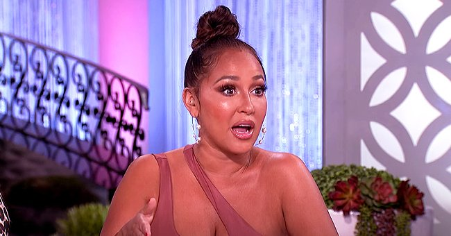 Adrienne Bailon Shares How She Was Mistaken for a Prostitute Once on 'The Real'