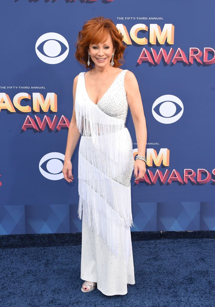 Reba McEntire attends the Academy of Country Music Awards. Source: Getty Images
