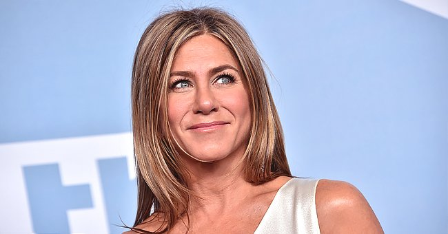 People: Jennifer Aniston & Brad Pitt Spotted at the Same Oscars After-Party after His Big Win