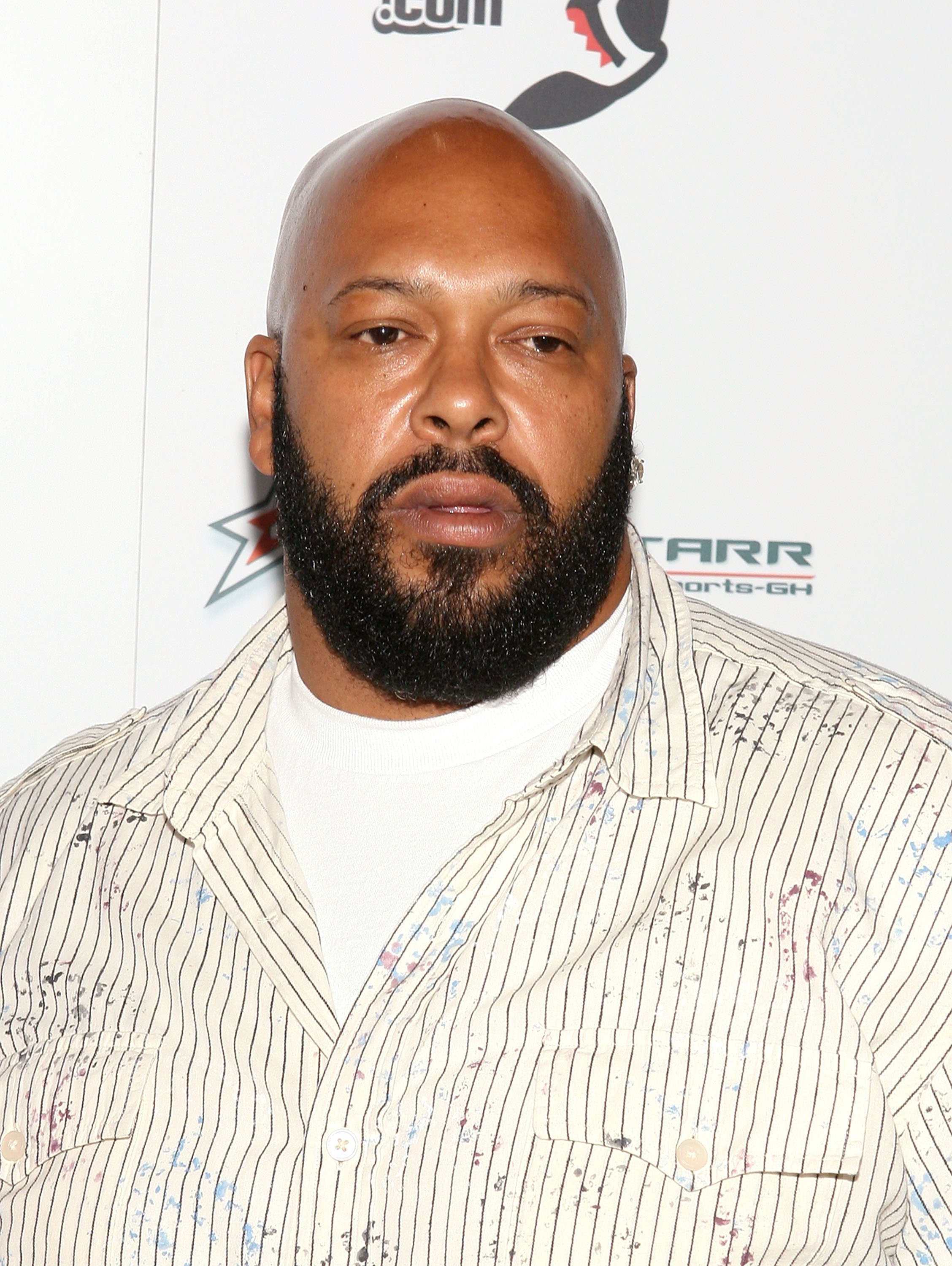 Suge Knight at the NFL Draft Inauguration Party, 2008 in Hollywood, California.   Photo: Getty Images