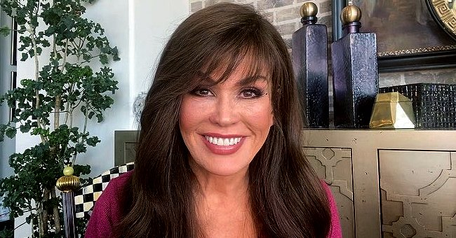 Marie Osmond Reflects on Her Birthday Celebration & Showed off a Cake from Olivia Newton-John