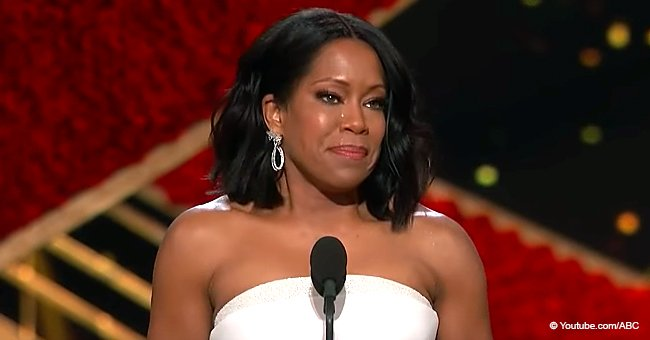 Regina King Breaks down in Tears as She Thanks Mom While Accepting Best Supporting Actress Oscar