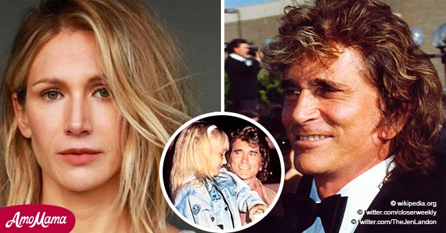 Michael Landon's Daughter Once Shared How She Appeared on ...