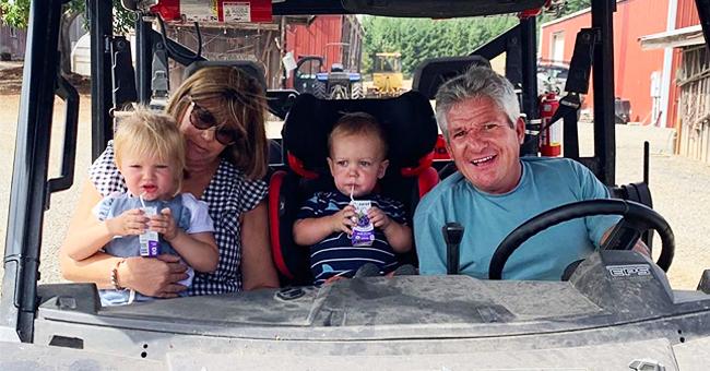 LPBW's Matt Roloff Posts Photo with Girlfriend Caryn Chandler and Grandkids Ember & Jackson