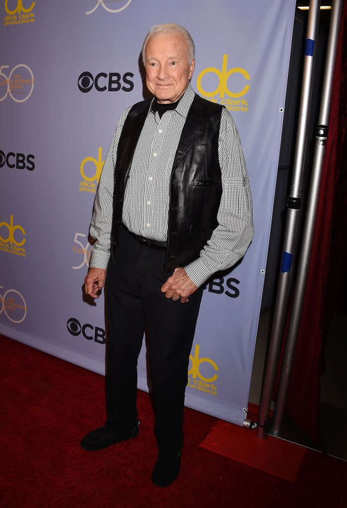 Actor Lyle Waggoner attends the CBS' 'The Carol Burnett Show 50th Anniversary Special' at CBS Televison City on October 4, 2017 | Photo: Getty Images