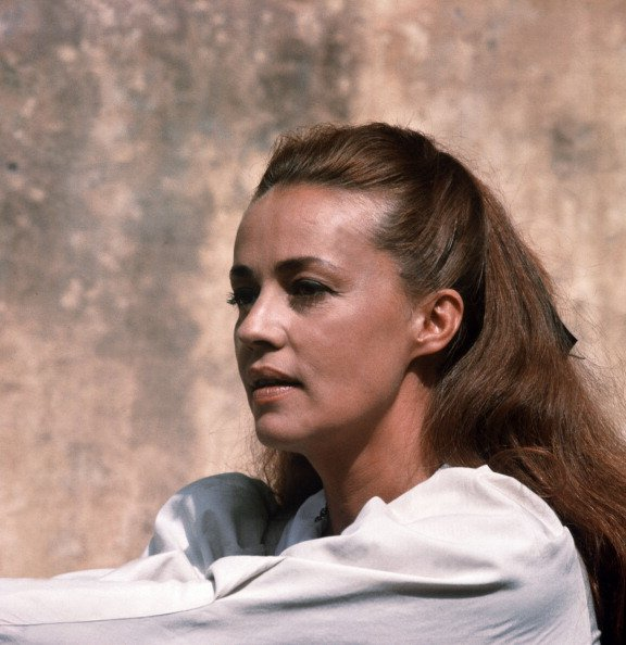 Jeanne Moreau 1965-1975 | Photo : Getty Images