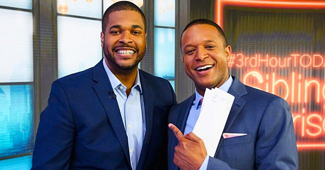 'Today' Co-host Craig Melvin Joins His Younger Brother Ryan for an Energetic Online Workout