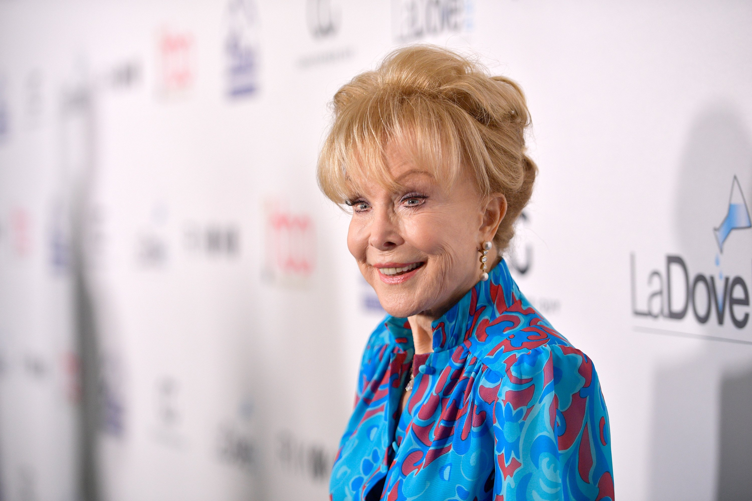 Barbara Eden attends the 4th Hollywood Beauty Awards in Los, Angeles, California on February 25, 2018   Photo: Getty Images