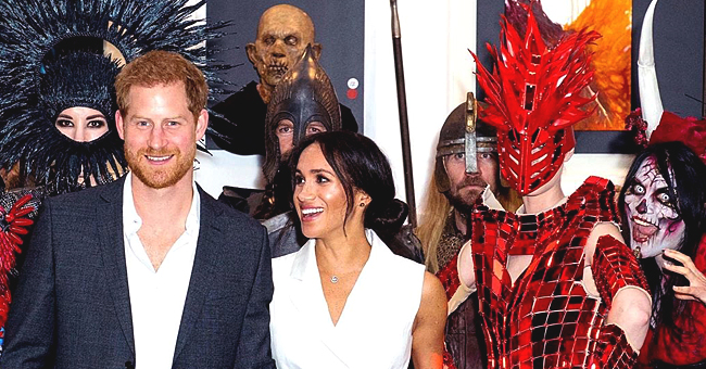 Prince Harry and Meghan Markle Reveal Their Cute Halloween Nickname for Baby Archie