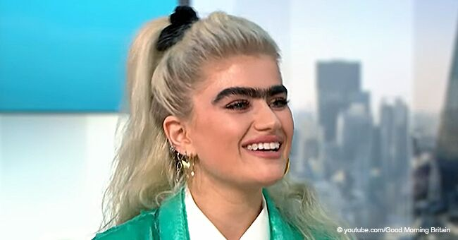 Model Who Embraces Her Bushy Monobrow Reveals She Gets Deaths Threats over Her Looks