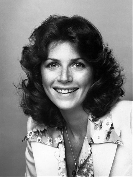 "Marcia Strassman from the television program ""Welcome Back, Kotter."" 