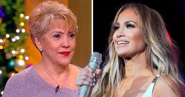 J-Lo and Her Mom Dance to the Singer's Hit 'Hold It Don't Drop It' Onstage as She Celebrated Her 74th Birthday