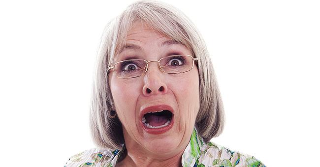 Wife Tells Her Husband She's Afraid of Getting Old