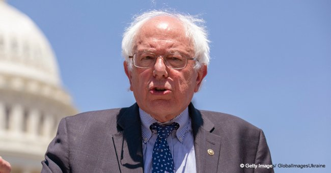 Bernie Sanders enters the 2020 presidential race