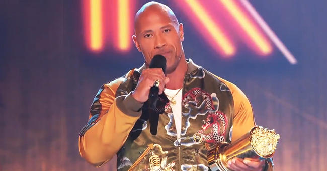 Dwayne 'The Rock' Johnson Delivers a Powerful Speech at the MTV Awards