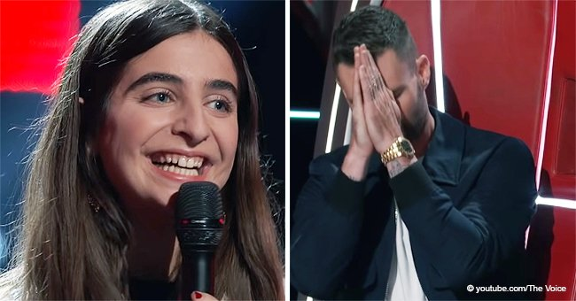 Adam Levine Calls Singer the 'Future' after She Turns All 4 Chairs with a Remarkable Performance
