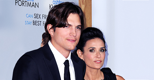 'Ghost's Demi Moore Reveals She Had Miscarriage While Dating Ashton Kutcher in 'inside out' Memoir