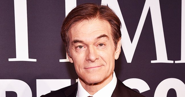 Dr Oz's Fans Are Impressed He Is in Such Great Shape Following Video of Him Doing Push-Ups