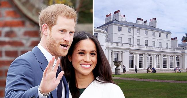 Daily Mail : Harry et Meghan n'ont pas édicté une série de règles strictes pour leurs voisins