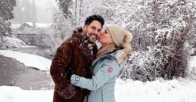 Don Diamont of Y&R Fame Shares Winter Pics from His Birthday with Wife Cindy Ambuehl and Their Kids