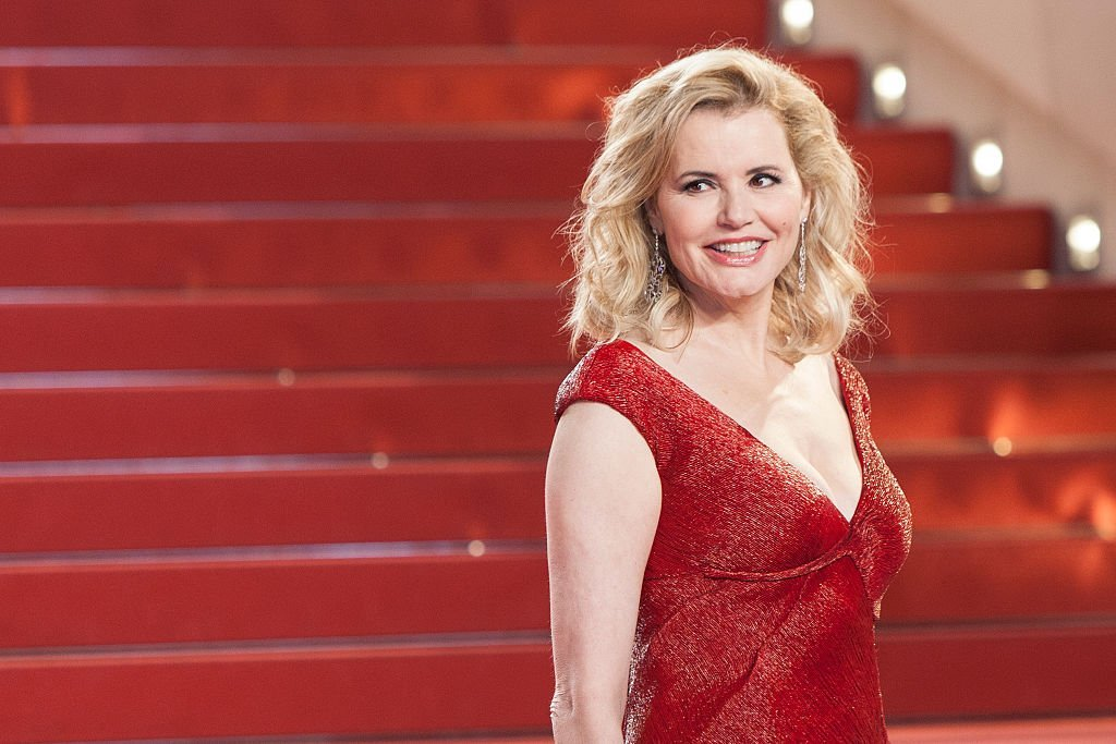 Geena Davis attends 'The Nice Guys' premiere during the 69th annual Cannes Film Festival at the Palais des Festivals on May 15, 2016. | Photo: Getty Images
