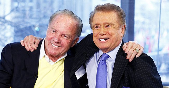 Kathie Lee Gifford's Daughter Cassidy Pays Emotional Tribute to Regis Philbin and Her Dad Frank