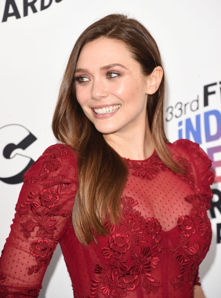 Actress Elizabeth Olsen attends the 2018 Film Independent Spirit Awards on March 3, 2018 in Santa Monica, California | Photo: Getty Images