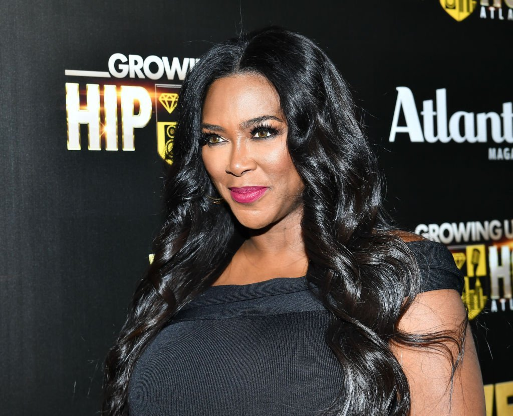 Kenya Moore attends 'WE tv Celebrates The Return Of Growing Up Hip Hop Atlanta' at Club Tongue & Groove | Photo: Getty Images