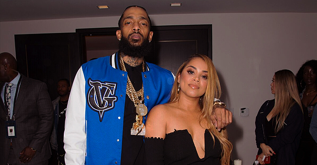 'Games That People Play' Actress Lauren London Shares Message Full of Hope 6 Months after Nipsey Hussle's Death