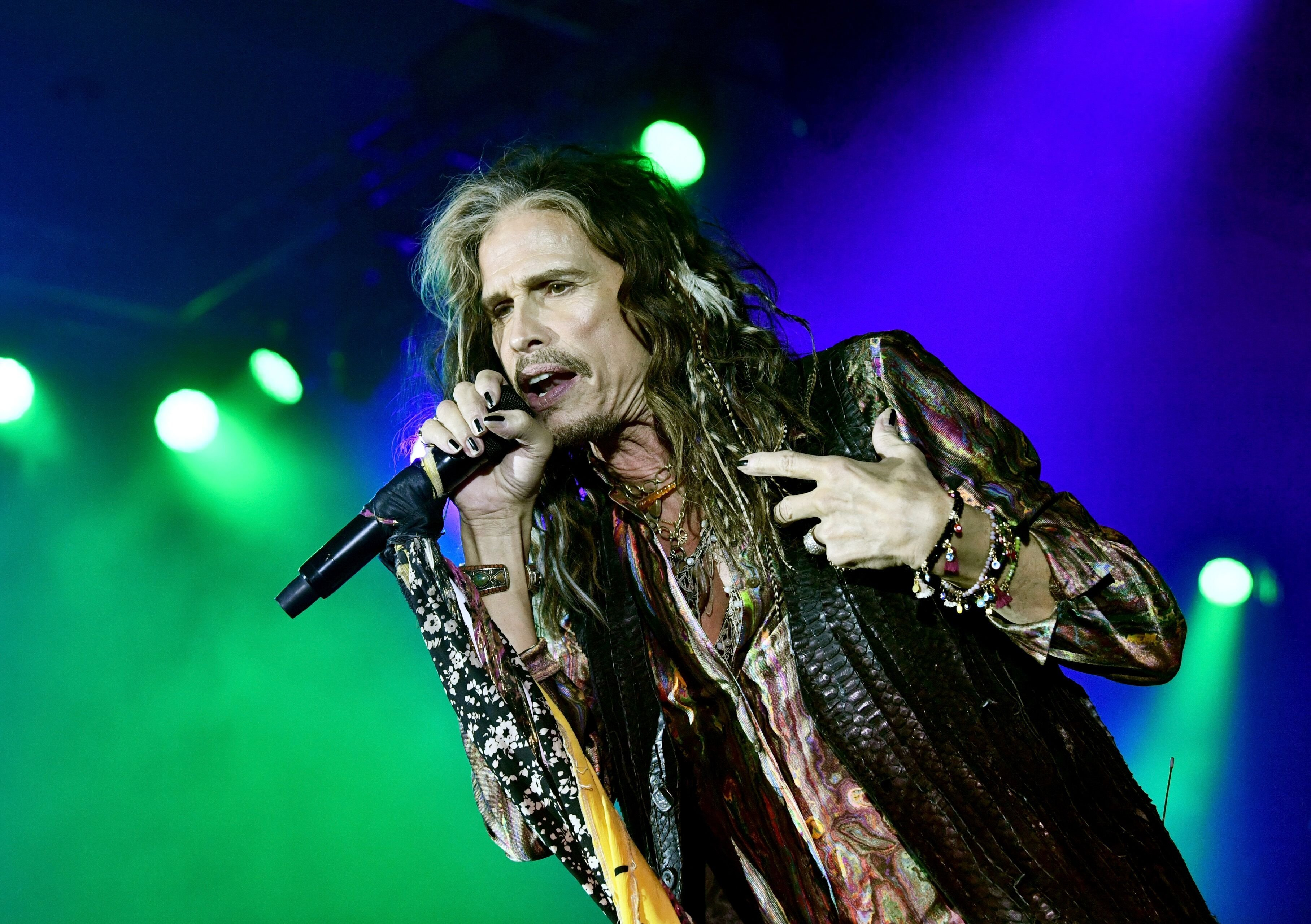 Steven Tyler performing | Photo: Getty Images