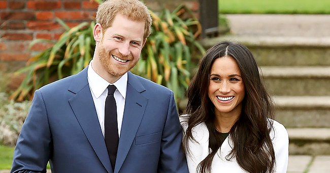 Prince Harry & Meghan Markle Crash a Virtual Poetry Class and Give a Peek inside Their Mansion