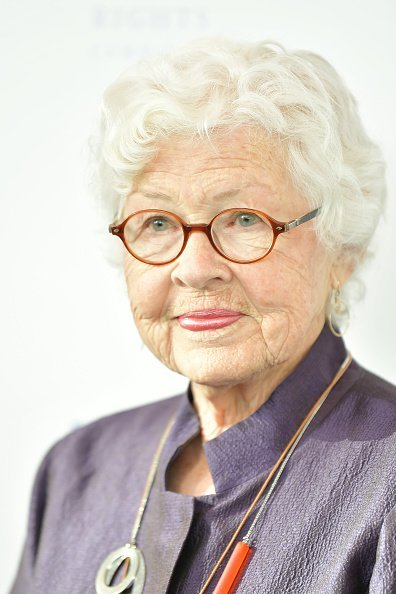 Betty DeGeneres at JW Marriott Los Angeles. | Photo: Getty Images.