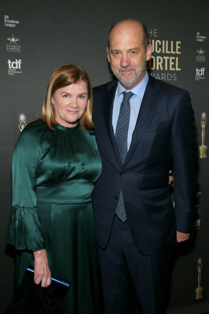 Mare Winningham and Anthony Edwards attend the 34th Annual Lucille Lortel Awards  | Getty Images