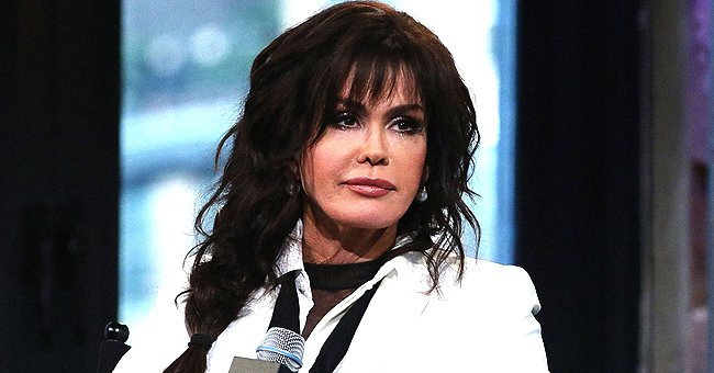 Marie Osmond from 'The Talk' Mourns Recent Death of Her Friend & Recalls Son Michael's Passing in Touching Post