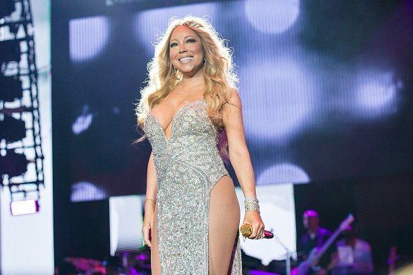 Mariah Carey performing during the 2016 Essence Music Festival in New Orleans, Louisiana. | Photo: Getty Images.
