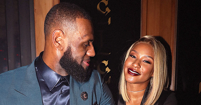 LeBron James Shares Birthday Tribute to His Queen along with Romantic Photos of the Couple