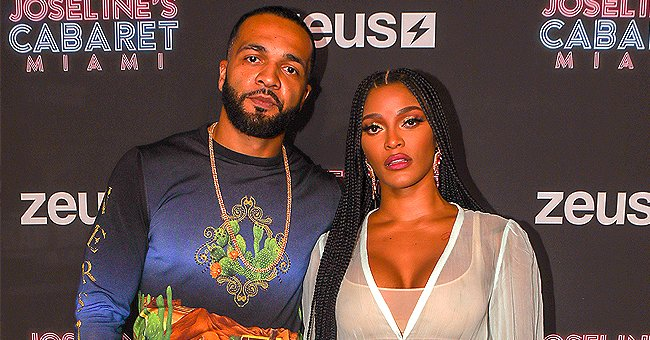Joseline Hernandez of LHHATL Fame Is All Booed up as She Shares a Kiss with Boyfriend DJ Ballistic in Sweet Pic