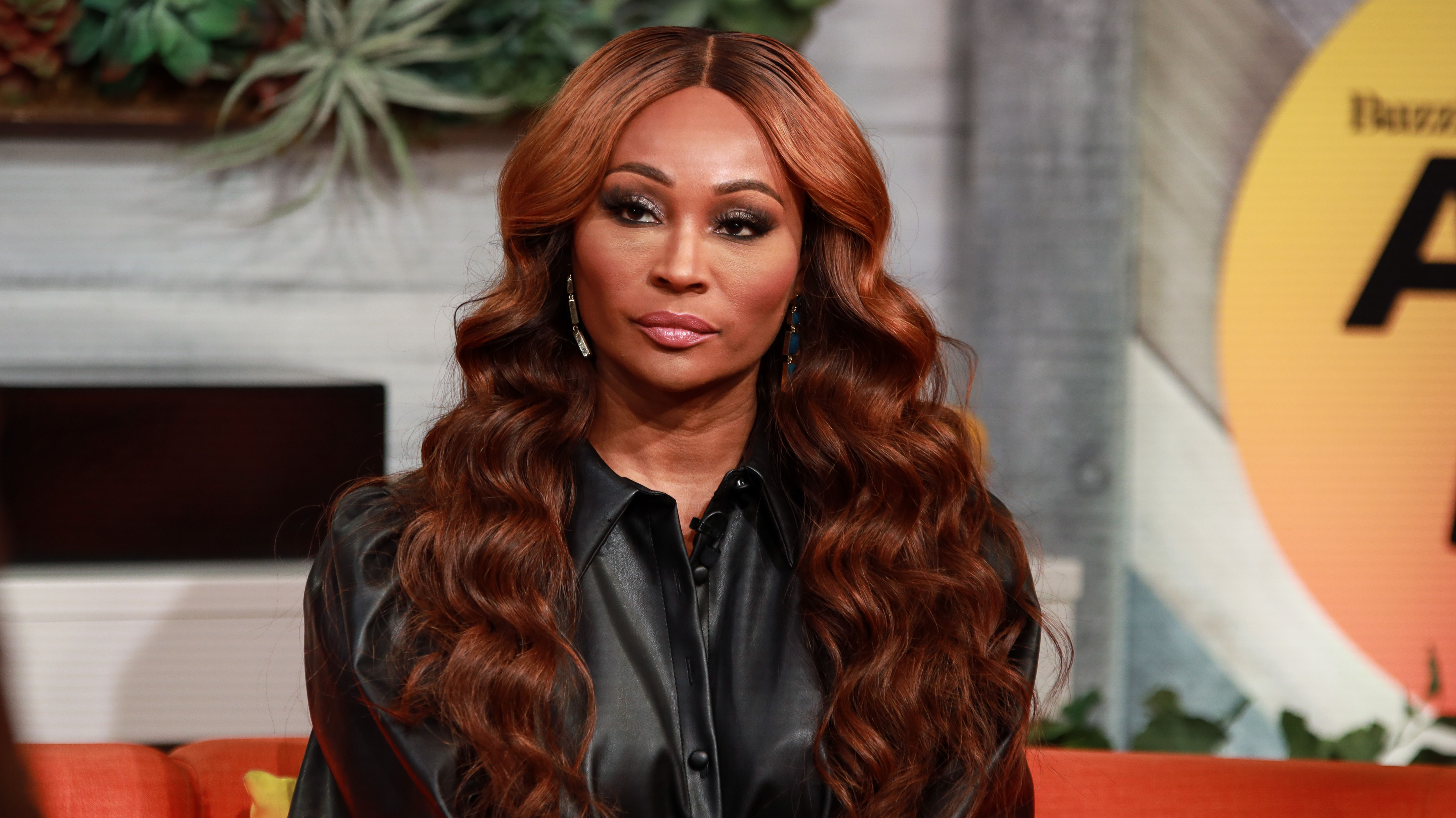 """Cynthia Bailey at BuzzFeed's """"AM To DM"""" on November 15, 2019 