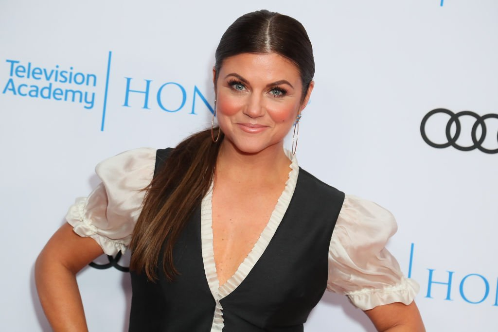 Tiffani Thiessen attends The 12th Annual Television Academy Honors at the Beverly Wilshire Four Seasons Hotel on May 30, 2019. | Photo: Getty Images