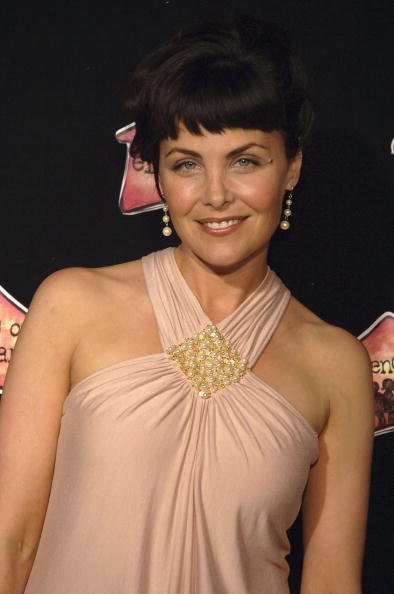 """Sherilyn Fenn, """"A Night with the Friends of El Faro"""", Los Angeles, 2005 