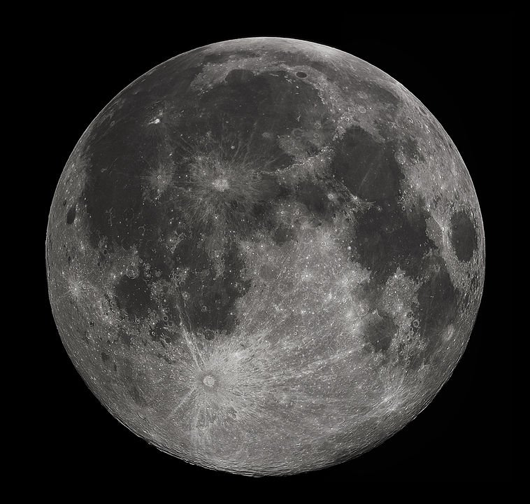 A full moon | Photo: Wikipedia/Gregory H. Revera