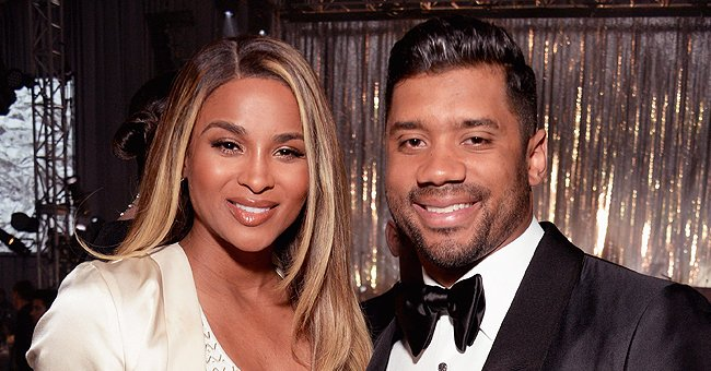 Ciara Shares Adorable Video of Her Husband Russell Wilson Gently Kissing & Singing to Son Win