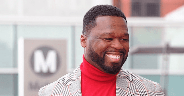 50 Cent Joins Other Celebrities as He Gets His Own Star on the Hollywood Walk of Fame