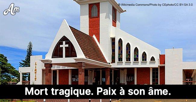 Aux États-Unis, une fillette de 12 ans meurt tragiquement après qu'un tas de neige soit tombée sur elle devant une église