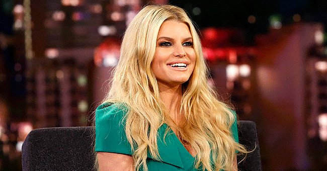 Jessica Simpson Turns up Heat in a Gorgeous Sheer Dress as She Announces Major Deal with Amazon