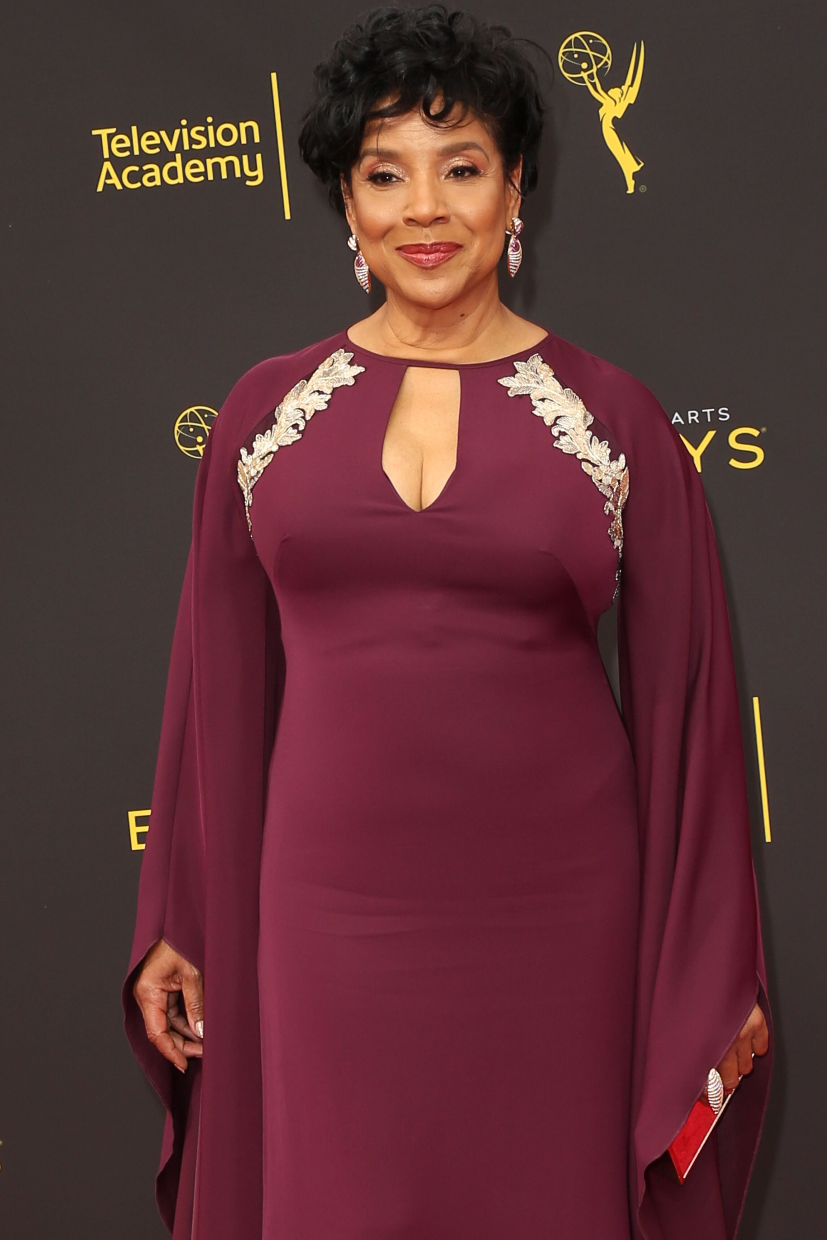 Phylicia Rashad at the 2019 Creative Arts Emmy Awards in Los Angeles/ Source: Getty Images